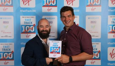 20th Sunday Times Virgin Fast Track 100 awards!
