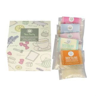 Wild Olive Tea Party Bath Tea Bags