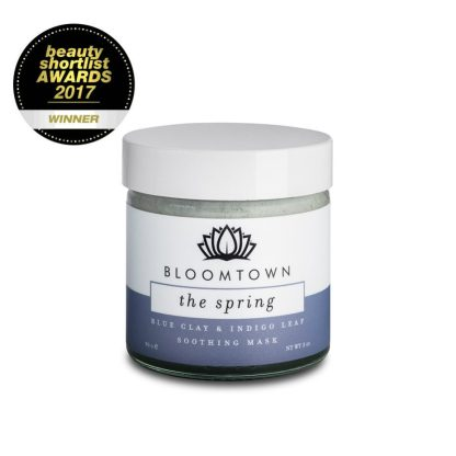 Bloomtown Blue Clay Mask The Spring