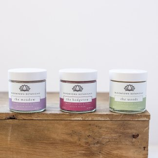 Bloomtown Mini Trio Sugar Scrub