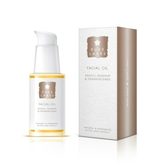 Pure Lakes Neroli, Rosehip & Frankincense Facial Oil