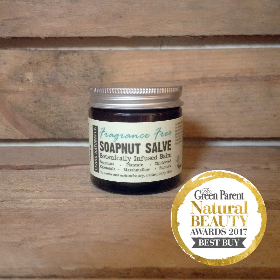Living Naturally Fragrance Free Healing Salve