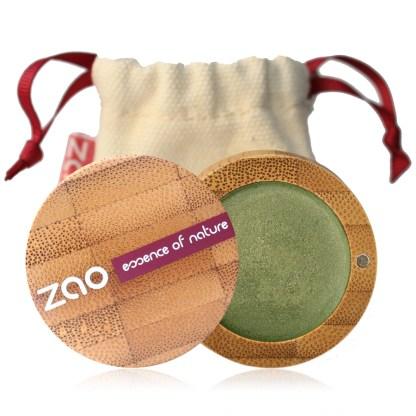 Zao Cream Eye Shadow Colours All Natural 252