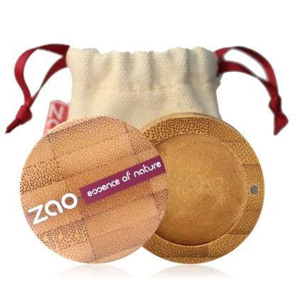 Zao Cream Eye Shadow Colours All Natural 254