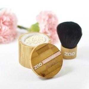 Zao Makeup Mineral Silk Foundation 500