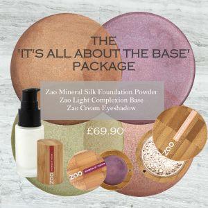 Zao Makeup Base Package