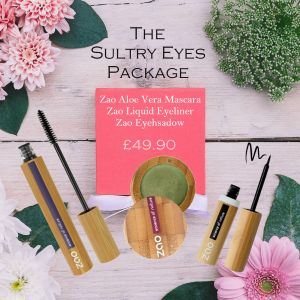 Zao Makeup Sultry Eyes Package