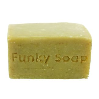 Funky Soap Moringa Shampoo Bar