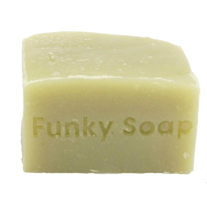 Funky Soap Nettle Marshmallow Shampoo Bar