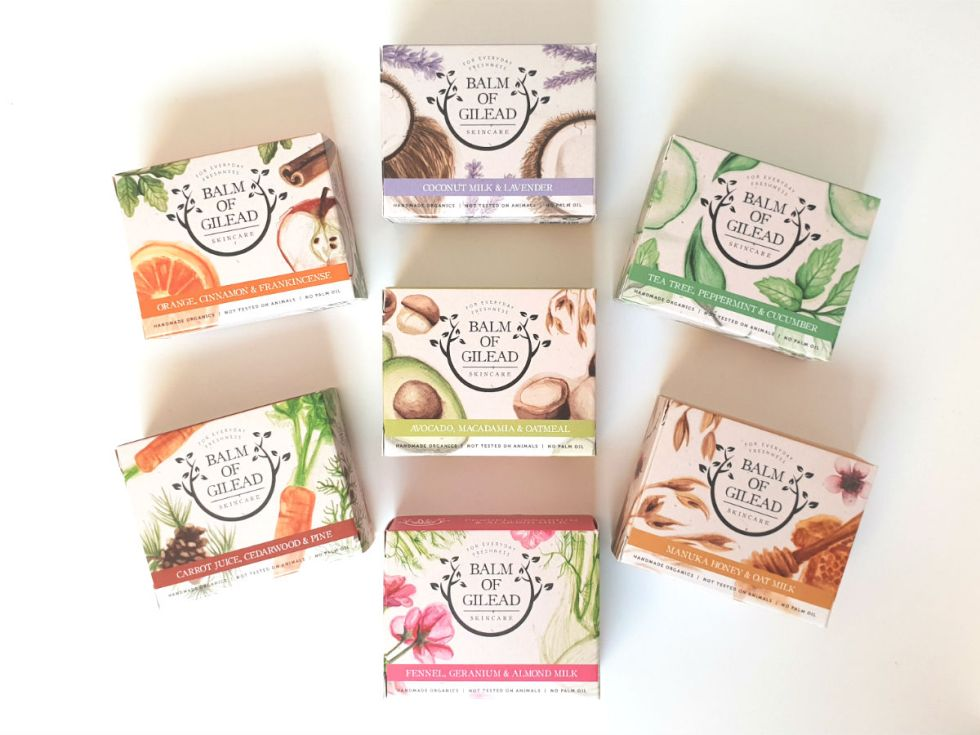 Balm of Gilead Soaps