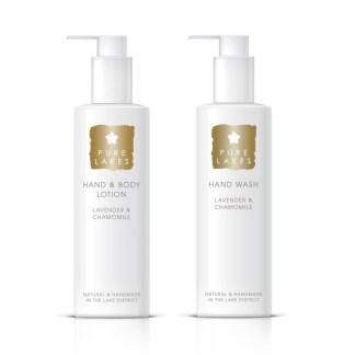 Pure_Lakes_Hand_Wash_Body_Lotion_Lavender_Chamomile_250ML