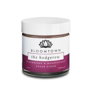 Bloomtown Hedgerow Sugar Scrub