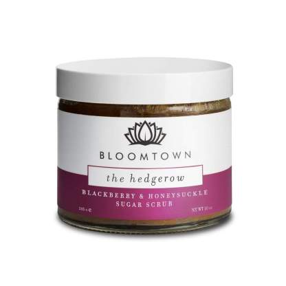 Bloomtown the Hedgerow Sugar Scrub