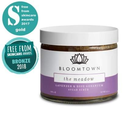 Bloomtown The Meadow Sugar Scrub