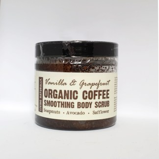Living Naturally Organic Coffee Scrub