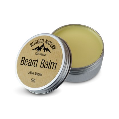Rugged Nature Unscented Natural Beard Balm