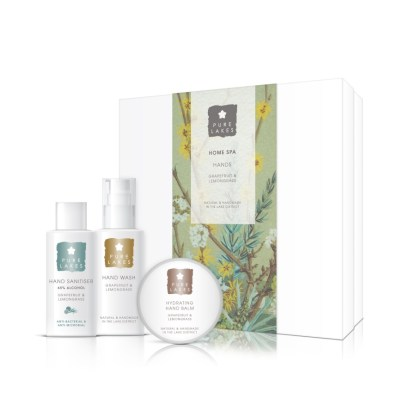 Pure Lakes Home Spa Hands Set