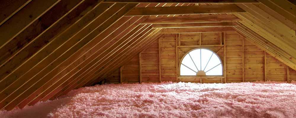 attic insulation near me