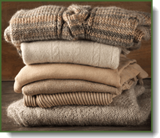 Mohair Garments