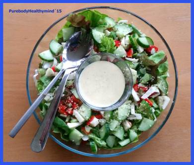 frisse-salade-met-appel-en-yoghurt-kerrie-dressing