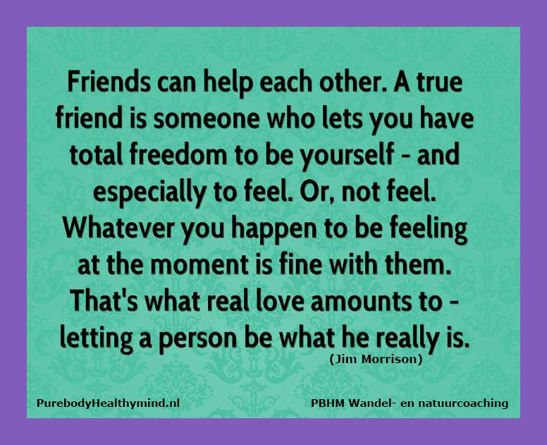 vriendschap opbouwen
