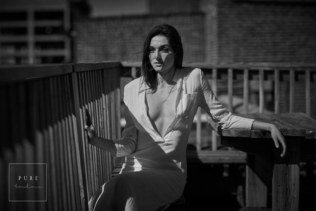 outdoor boudoir photography chicago