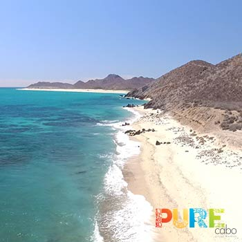 East Cape Beaches in Cabo