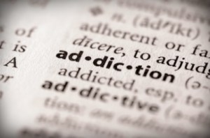 Addiction is a disease!