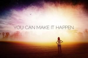 Make It Happen - 100pedals