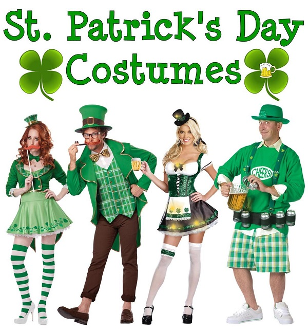 New St. Patrick's Day Costumes at PureCostumes.com