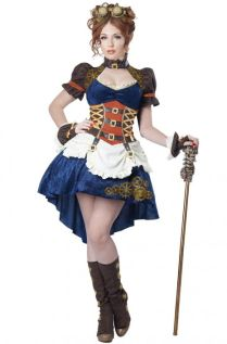 steampunk costume 3