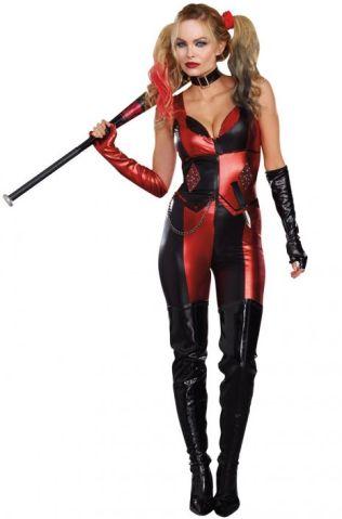 Harlequin Blaster Adult Costume