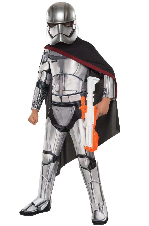 Super Deluxe Captain Phasma Child Costume