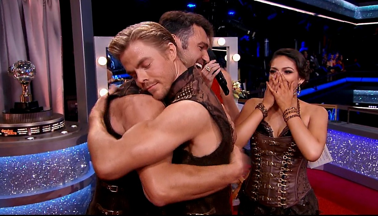 Dwts week 7 bethany and derek dating 3