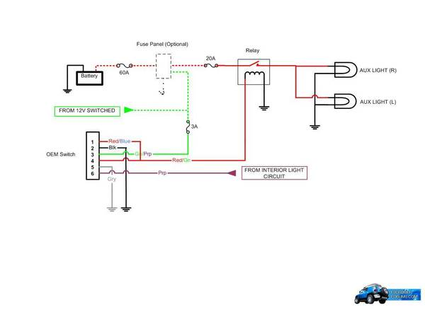 Wiring Diagram For Kc Lights Wiring Diagrams forbiddendoctororg – Kc Hilites Wire Diagram 3