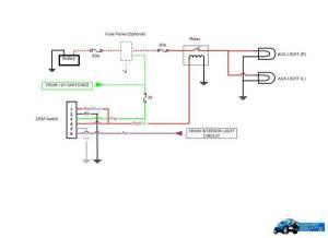 FJ Fog light switch  harness [PT29735070SHAS]  $6601