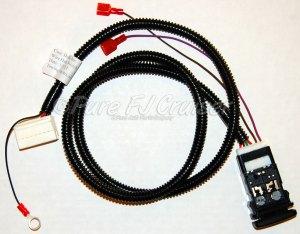 FJ Fog light switch  harness [PT29735070SHAS]  $6268