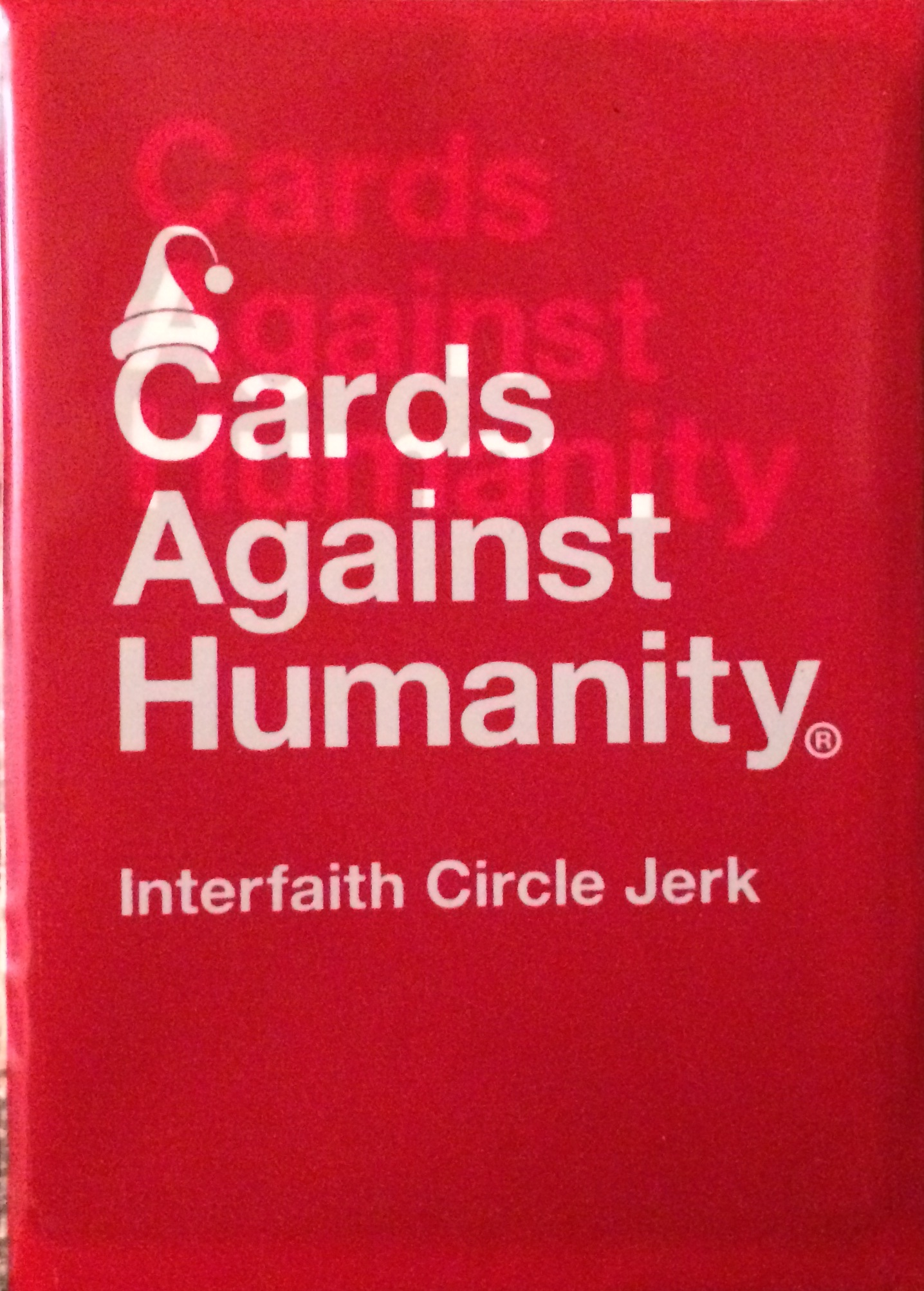 Cards Against Humanity 12 Days Of Holiday Bullshit Pure
