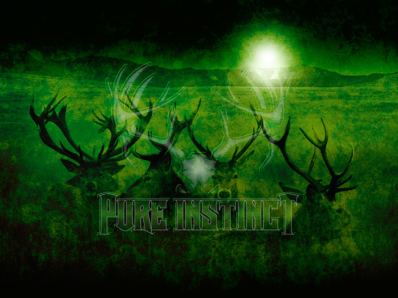 PURE INSTINCT JOURNAL COMING SOON