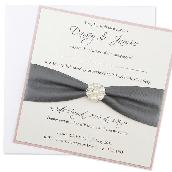 Cheap Lace Invitations