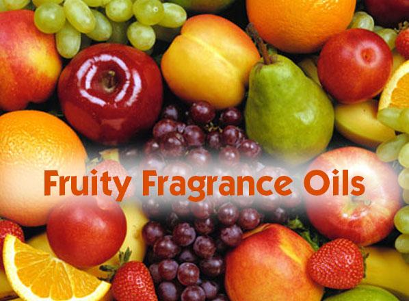 fruity fragrance oils selection