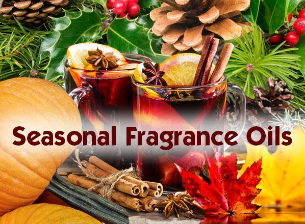 seasonal fragrance oils selection