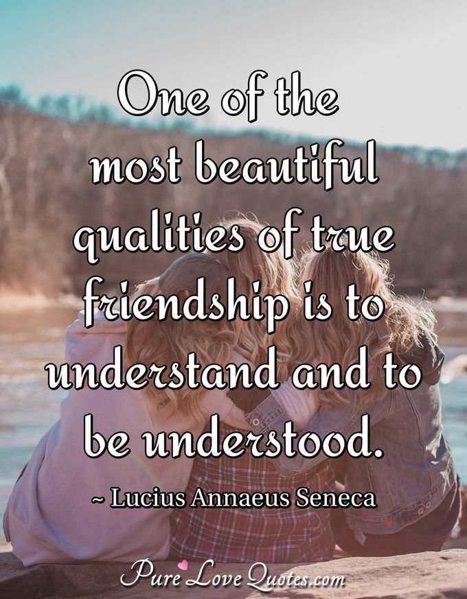 Beautiful Love Friendship Quotes