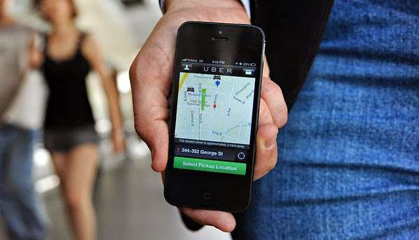 Uber Disruption