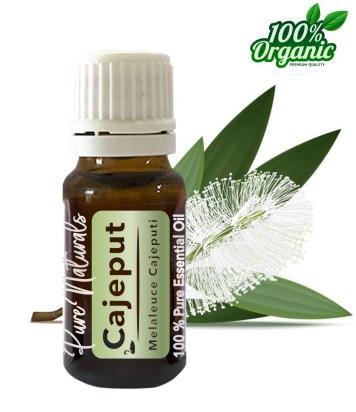 Cajeput essentiële olie - organic - biologisch - pure naturals