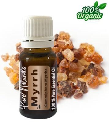Mirre essentiële olie - organic - biologisch - pure naturals