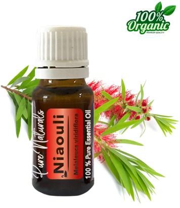 Niaouli essentiële olie - organic - biologisch - pure naturals