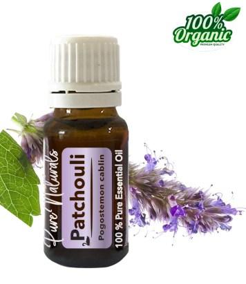 Patchouli essentiële olie - organic - biologisch - pure naturals