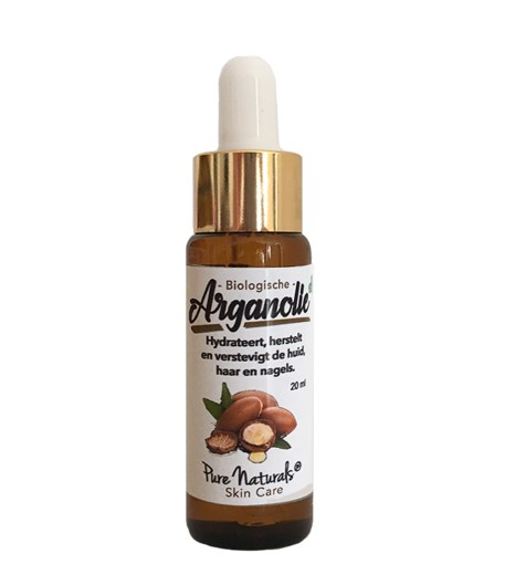 argan olie 20 ml