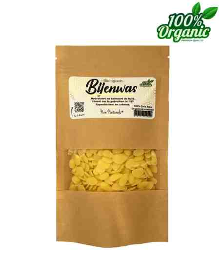 bijenwas geel beewax biologisch emulgator